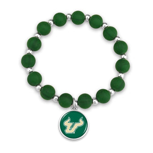 South Florida Bulls Leah Bracelet