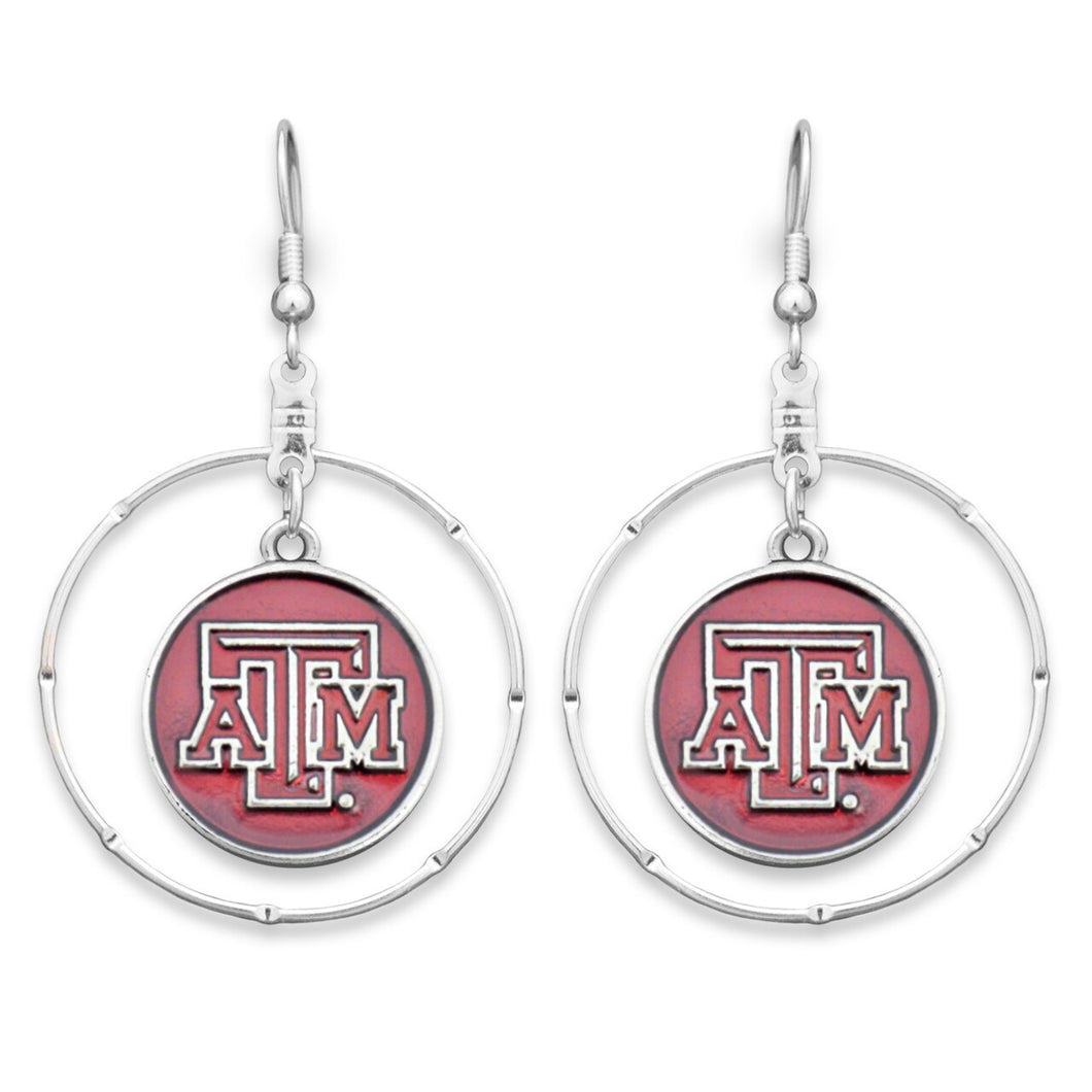 Texas A&M Aggies Campus Chic Earrings