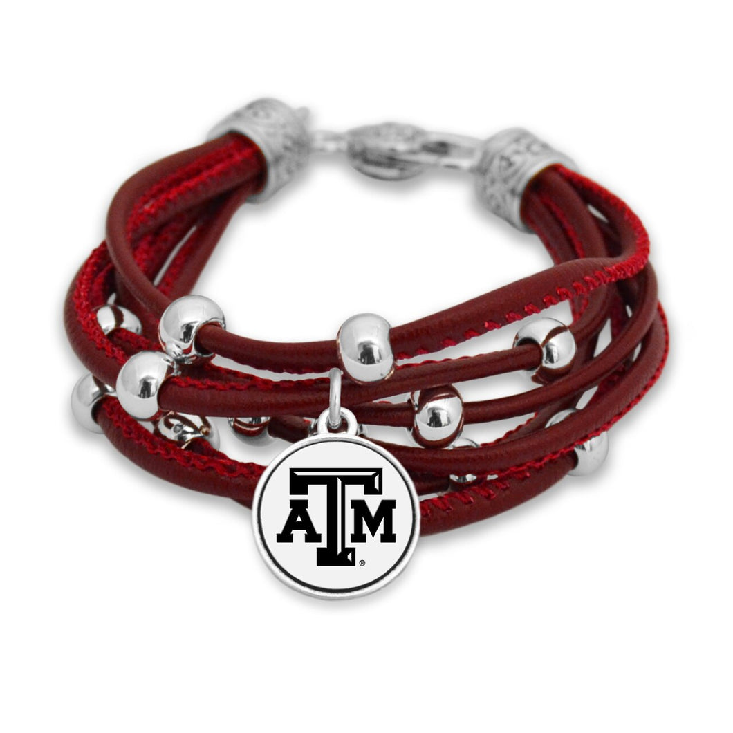 Texas A&M Aggies Lindy Bracelet