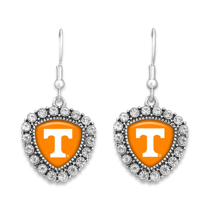 Tennessee Volunteers Brooke Crystal Earrings