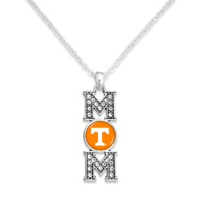 Tennessee Volunteers MOM Necklace