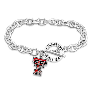 Texas Tech Raiders Bracelet- Audrey Toggle