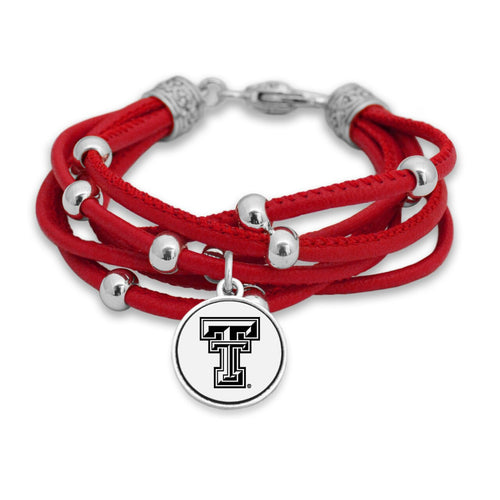 Texas Tech Raiders Lindy Bracelet