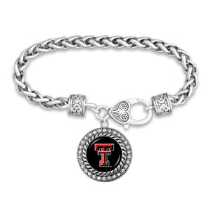 Texas Tech Raiders Bracelet- Allie