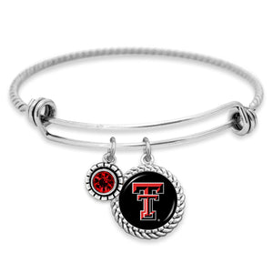 Texas Tech Raiders Olivia Bracelet