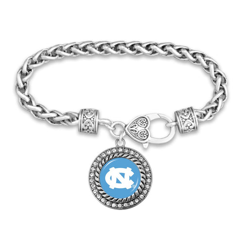 North Carolina Tar Heels Bracelet- Allie