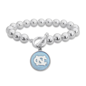 North Carolina Tar Heels Society Bracelet