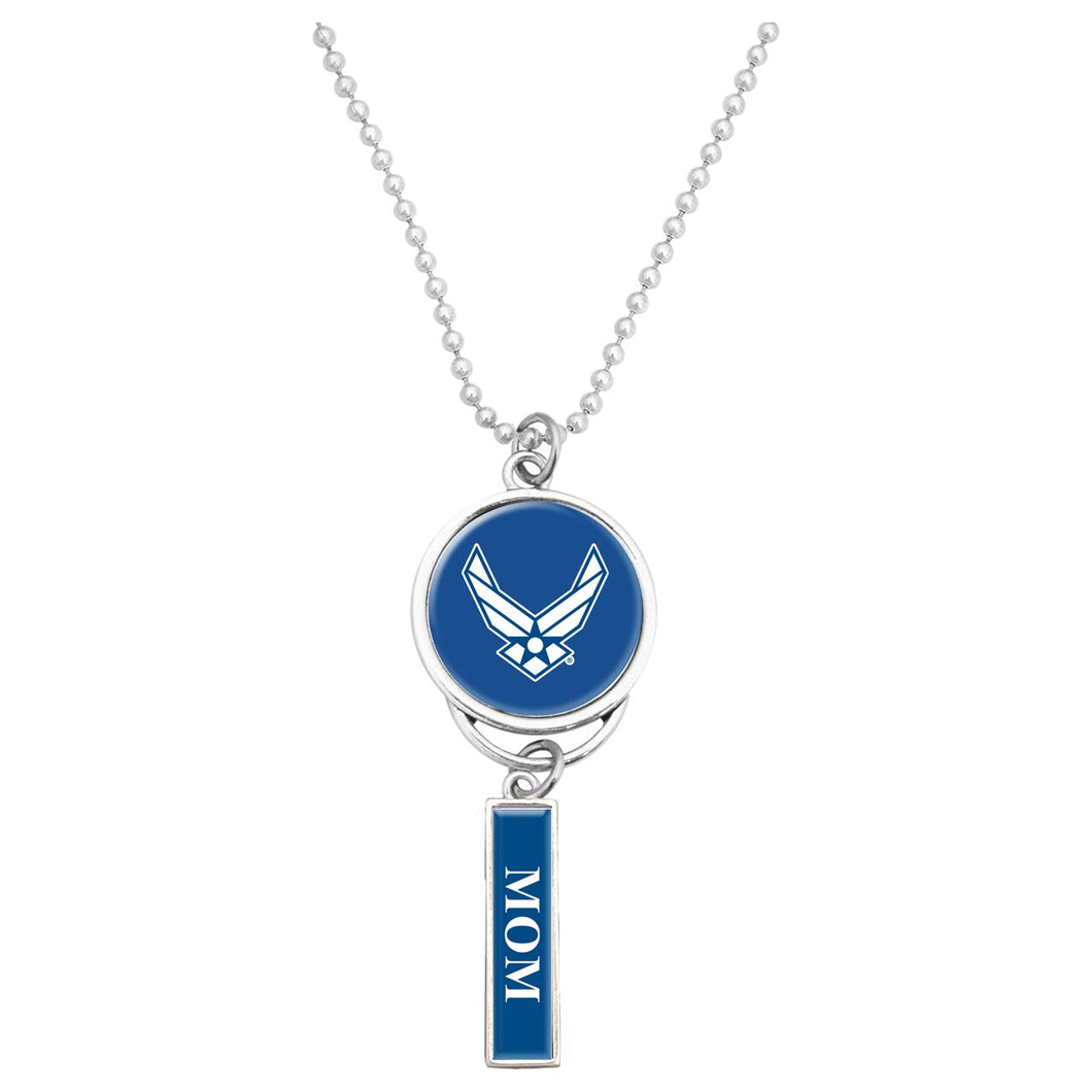 U.S. Air Force Logo Car Charm for Mom