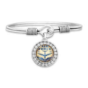U.S. Air Force Artisan Bracelet