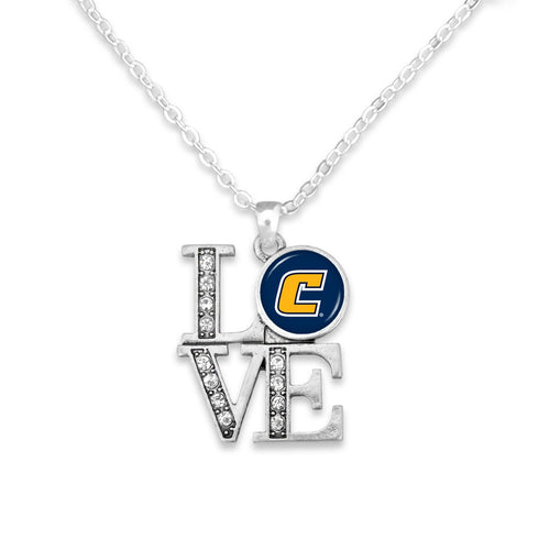 Chattanooga (Tennessee) Mocs LOVE Necklace