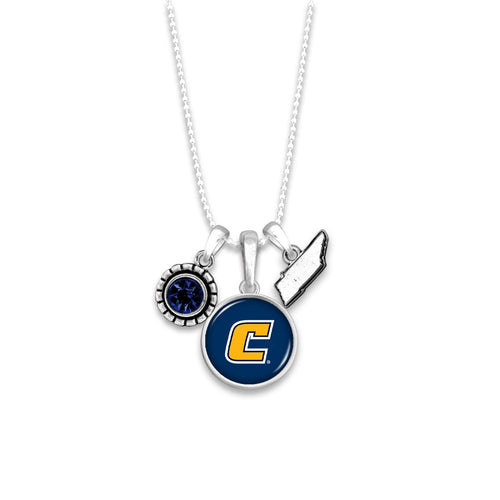 Chattanooga (Tennessee) Mocs Home Sweet School Necklace