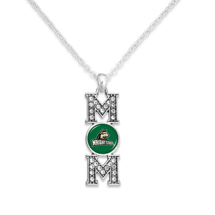 Wright State Raiders MOM Necklace