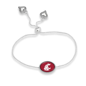 Washington State Cougars Kennedy Bracelet