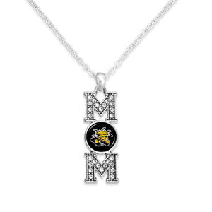 Wichita State Shockers MOM Necklace