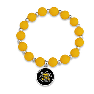 Wichita State Shockers Leah Bracelet