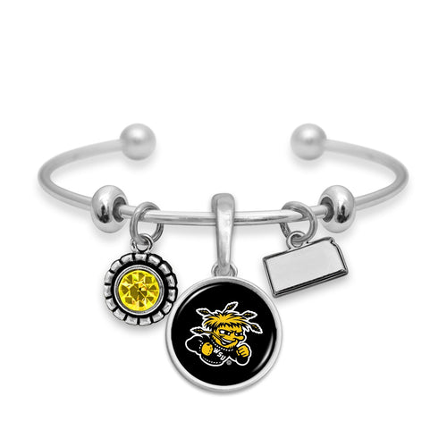 Wichita State Shockers Home Sweet School Bracelet