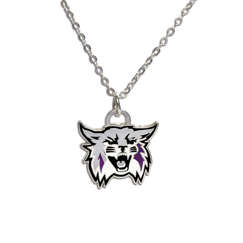 Weber State Wildcats Fan Necklace
