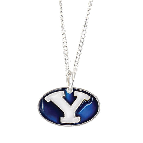 BYU Cougars Fan Necklace