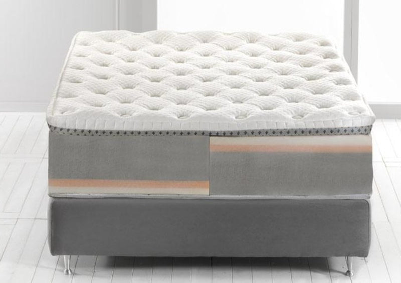 King Size Comfort Dual 12 Mattress