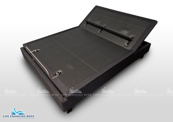 Queen size Flexibility adjustable style bed base MK10