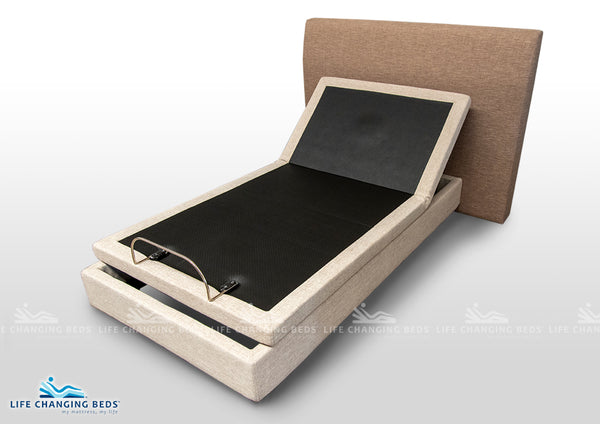 Long Single Adjustable bed base Flexibility MK 11 available in limited sizes