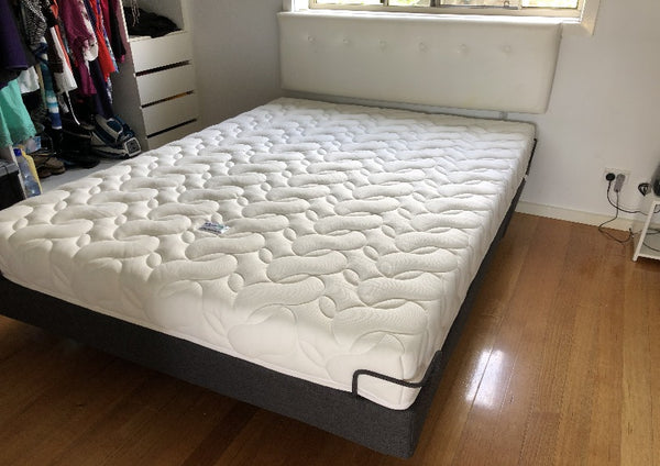 King Size Split Adjustable Bed Base Flexibility MK16