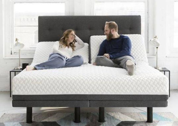 Queen size Flexibility adjustable style bed base 1200