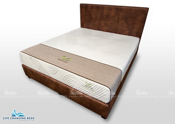 King Size Natural Soy Dormirse Seville mattress available in all sizes - Customisable model