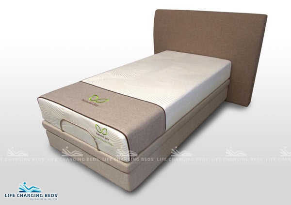 Long Single Dormir Copper Mattress available in all sizes. Customisable model