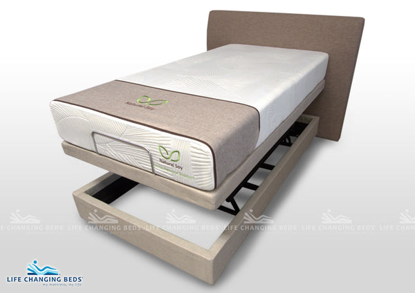Long Single Neropur Mattress available in all sizes - Customisable model