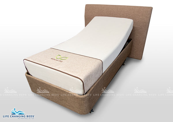 King Single Medium Sleep MK7 Hi-Lo adjustable base