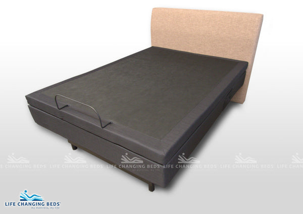 Queen Size Medi Sleep MK 8  Hi-Lo adjustable bed base