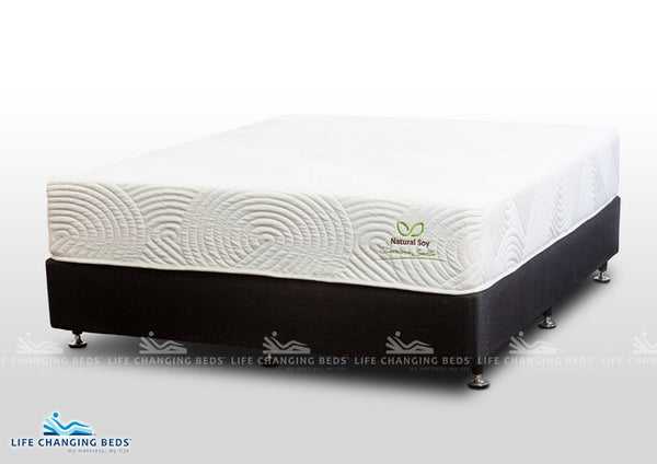 Queen Size Natural Soy Dormirse Seville mattress - Customisable model
