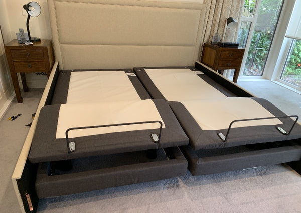 Queen size adjustable bed base style Flexibility MK18