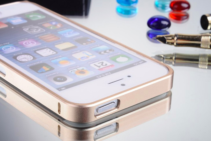 iPhone Aluminium Bumper - iRepair India™ - 1