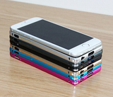 "Aluminium Arc Circle Metal Bumper for iPhone 6 - 4.7"" and iPhone 6 Plus - 5.5"" . - iRepair India™ - 3"