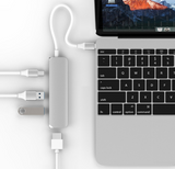 HyperDrive USB Type-C Hub with 4K HDMI, Thunderbolt 3.0 Hub, USB 3.0 Hubs