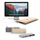 "HyperDrive USB-C Hub with Mini DisplayPort (for 2016/2017 MacBook Pro & 12"" MacBook)"
