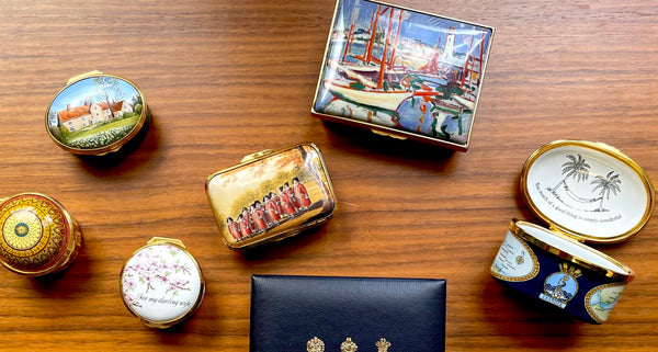 Yesterday, Today and Tomorrow: The Age-Old Art of Enamelling