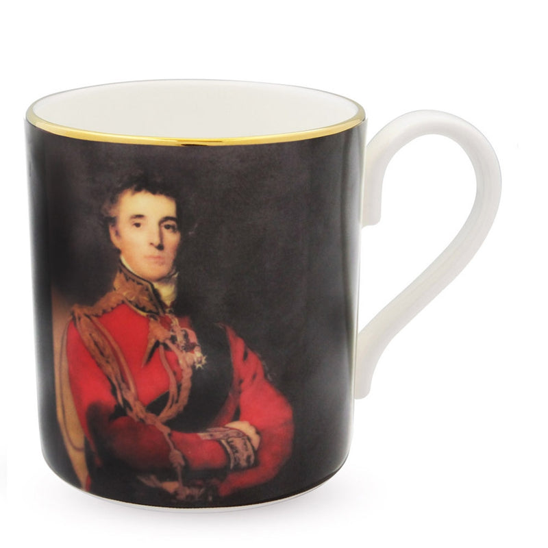 'The Duke Of Wellington' By Lawrence Mug