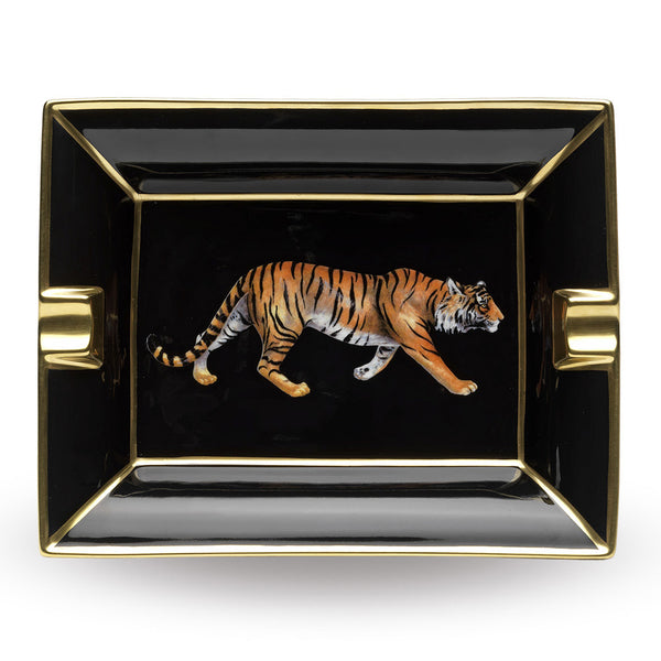 Tiger Ashtray