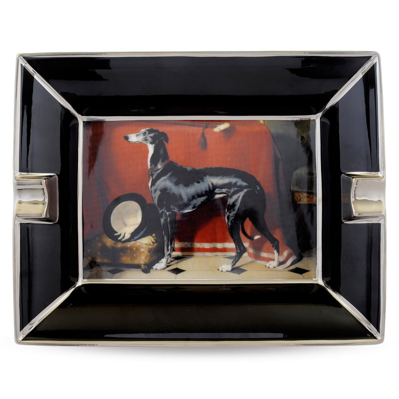 Eos by Sir Edwin Landseer Ashtray