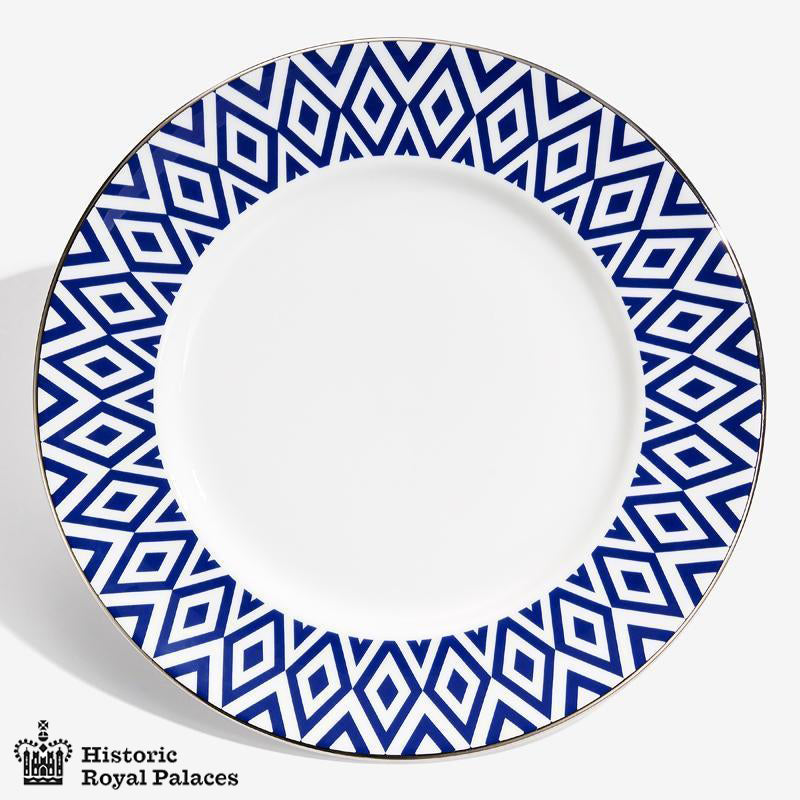 "Aragon Midnight 8"" Plate"