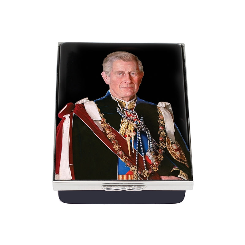 HRH The Prince of Wales by Richard Stone Box