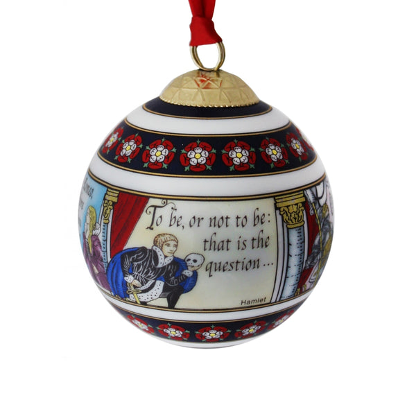 Shakespeare Bauble