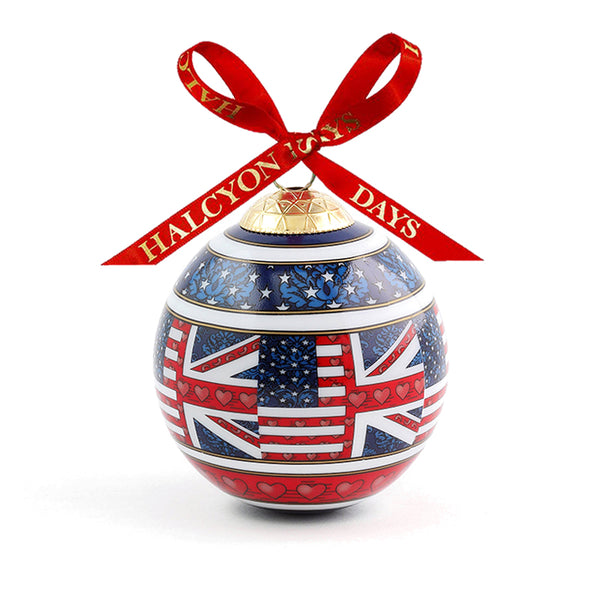 A Very Special Relationship Bauble