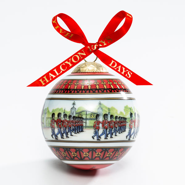 Changing the Guard Bauble