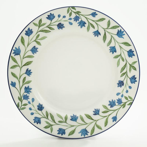 "Nina Campbell Marguerite 8"" Plate"