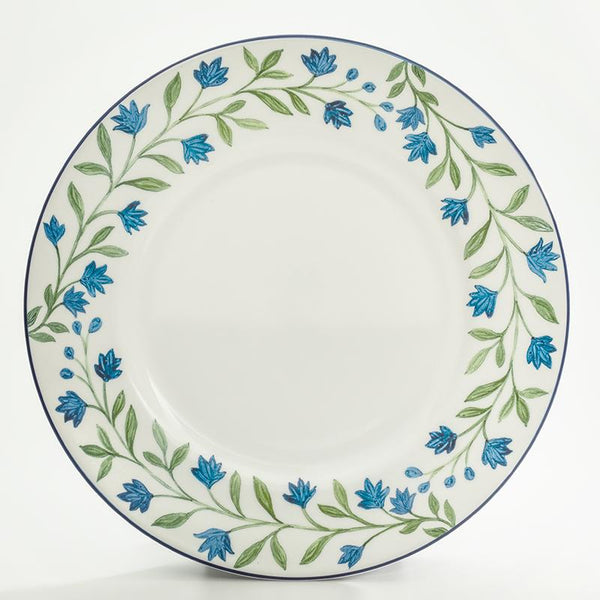 "Nina Campbell Marguerite 10"" Plate"