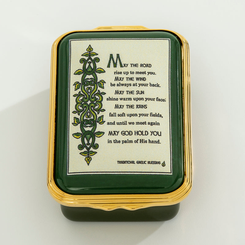 Irish Prayer Box